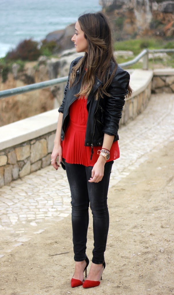 Black U0026 Red | BeSugarandSpice - Fashion Blog