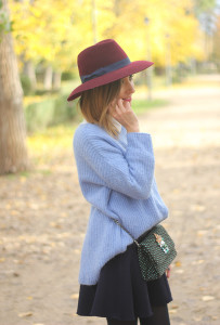 Blue Light Sweater _ Besugarandspice12
