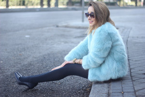 Faux Fur Coat14