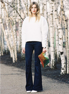 Flared Jeans01