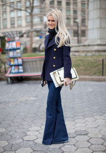 Flared Jeans06