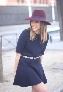 Blue Coat and Burgundy Hat15