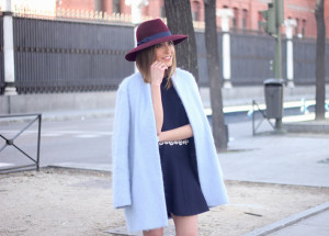 Blue Coat and Burgundy Hat22