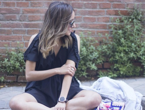 No te pierdas el último post del blog/ Don't miss the last post on the blog #ootd #outfit #outfitideas #outfitinspiration #girl #adidas #adidassuperstar #jumpsuit #choies  #sunnies #dior #diorsoreal #soreal #clutch #oysho #streetstyle #style #fashion #fashionblogger