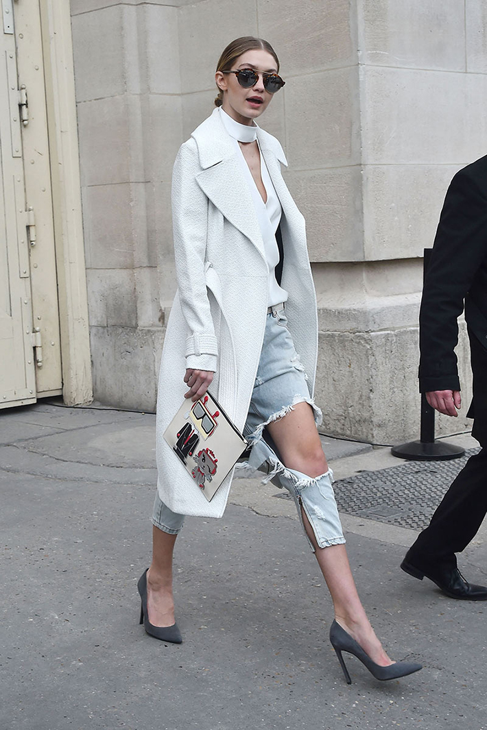 Sunday 39 S Inspiration Gigi Hadid Besugarandspice Fashion Blog