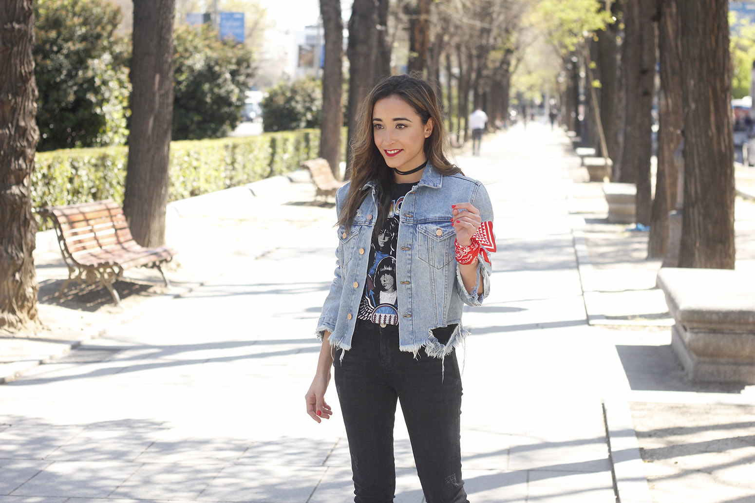 Tips on How to Wear a Jean Jacket with Any Outfit | Real Simple